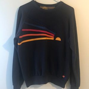 Aviator nation crewneck size small